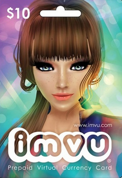 Buy IMVU Gift Card
