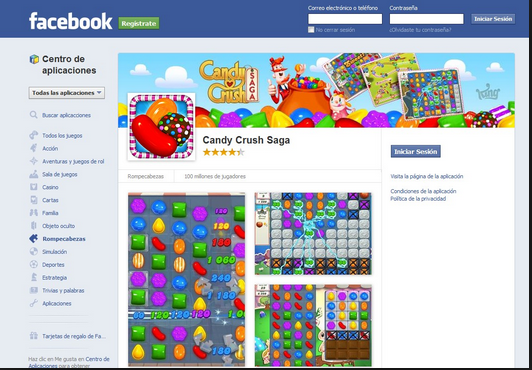 How to Play Candy Crush Saga on Facebook