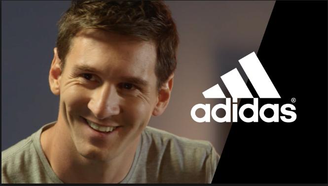 Messi Adidas