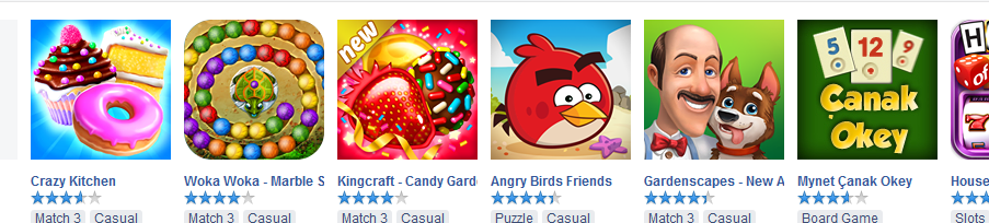 Similar Games to Candy Crush Saga