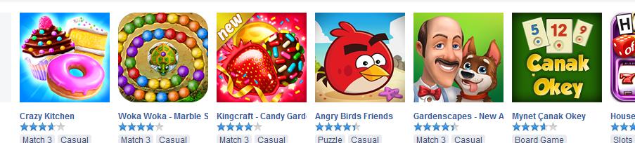 Similar Games to Candy Crush Saga