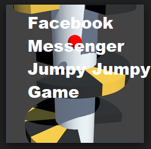 Facebook Messenger Jumpy Jumpy Game