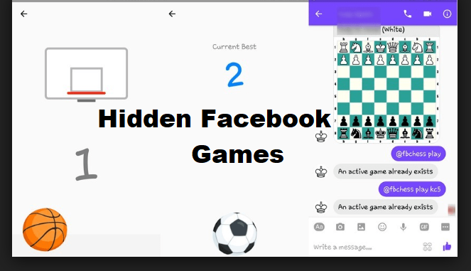 How You Can Find and Play All Hidden Facebook Games (FB Secret Games) 1