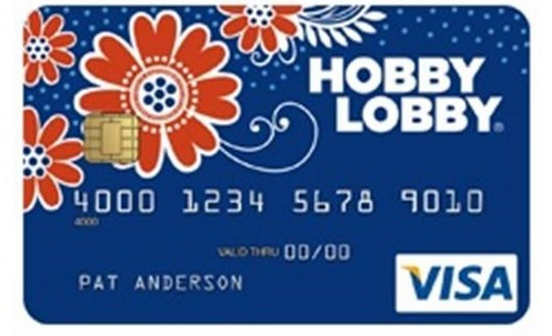 Hobby Lobby Credit Card Rewards
