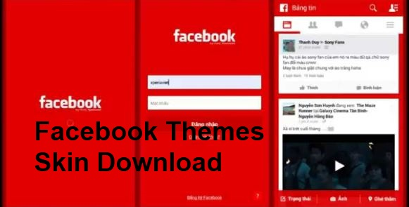 Facebook Themes for Android
