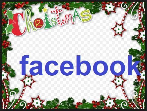 Facebook Xmas Frames