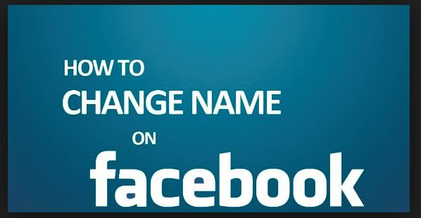 Edit Name on Facebook Profile Account