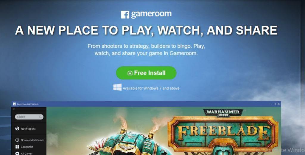 Facebook Gameroom Install – Facebook Gameroom | Facebook Gameroom