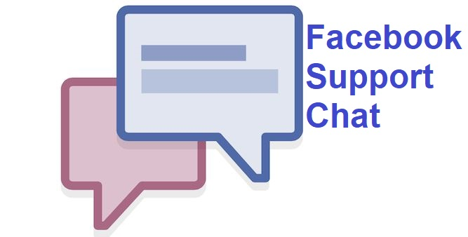 Facebook Support Chat