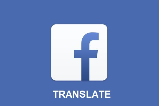 Facebook Translate
