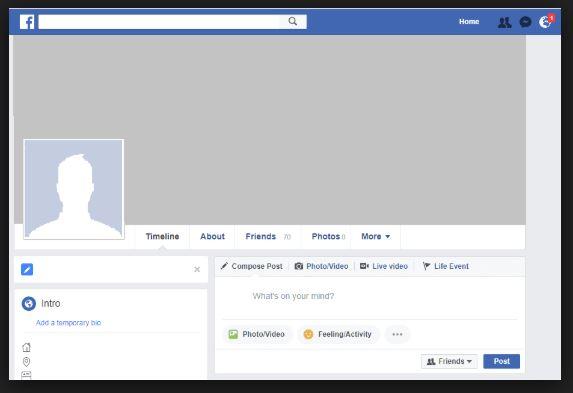 Facebook User Profile – Facebook Profile Link | Facebook Profile