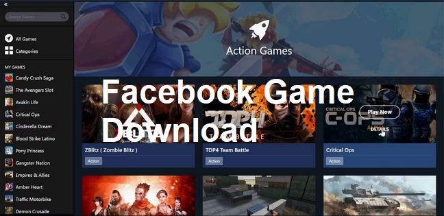 Facebook Game Download