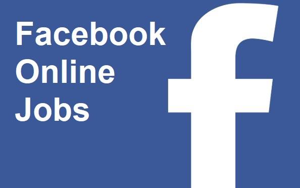 Facebook Online Jobs