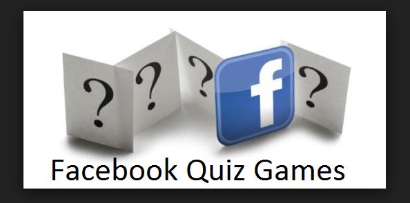 Facebook Quiz Games