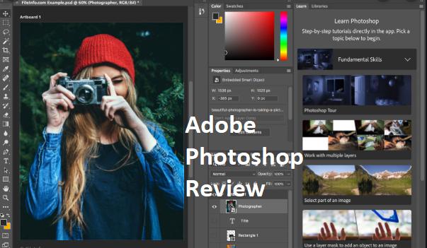 Adobe Photoshop Review