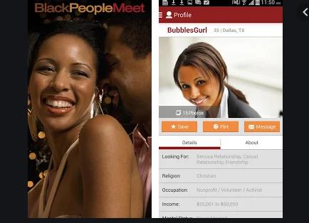 Black people meet sign in
