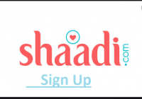 Shaadi.com Sign Up