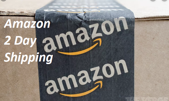 Amazon 2 Day Shipping