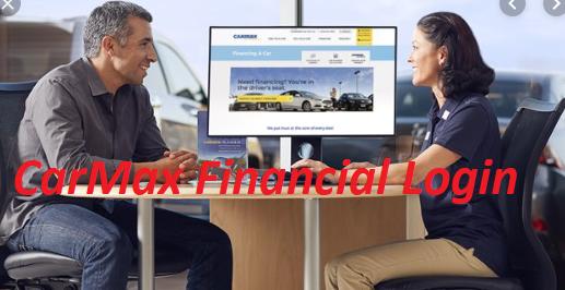 CarMax Financial Login