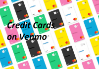 Credit Cards on Venmo