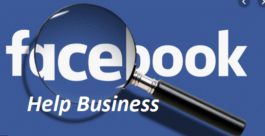Facebook Help Business