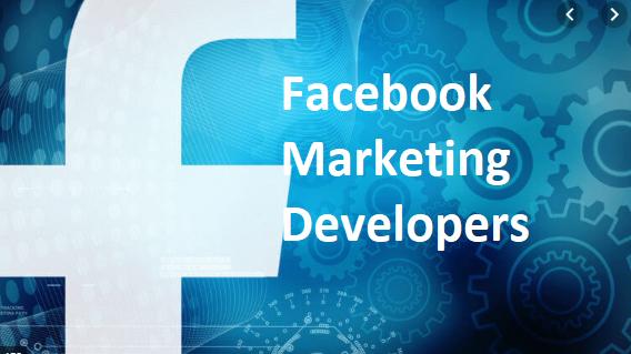Facebook Marketing Developers