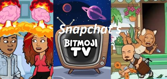 Snapchat Bitmoji TV 2020