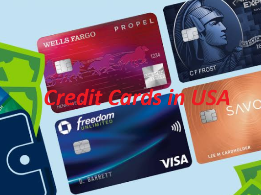 Credit Cards in USA