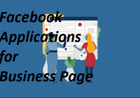 Facebook Applications for Business Pages