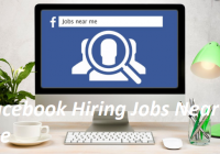 Facebook Jobs Hiring Near Me