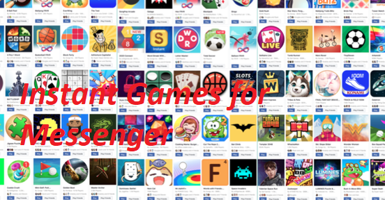 Instant Games for Messenger