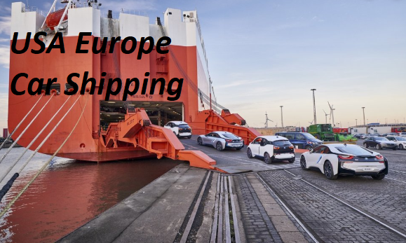 USA Europe Car Shipping