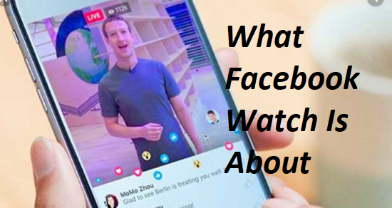 What is Facebook Watch