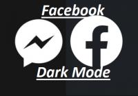 Facebook Dark Mode 2020 – How to Enable Facebook Dark Mode | Dark Mode Facebook Settings Android