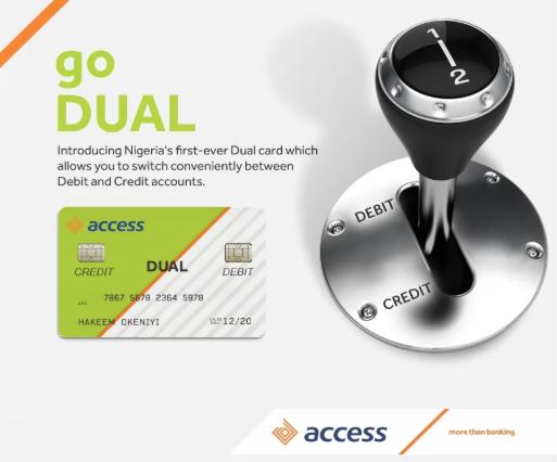 Access Bank Dual Transaction Service