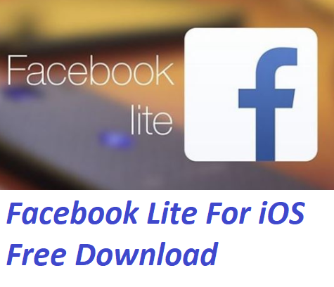 Facebook Lite For Ios Free Download Download Facebook Lite App Moms All If you are looking to install facebook lite in pc then read the rest of the article where you will find 2 ways to install facebook. facebook lite for ios free download