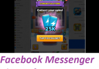 Facebook Messenger Thug Life Game