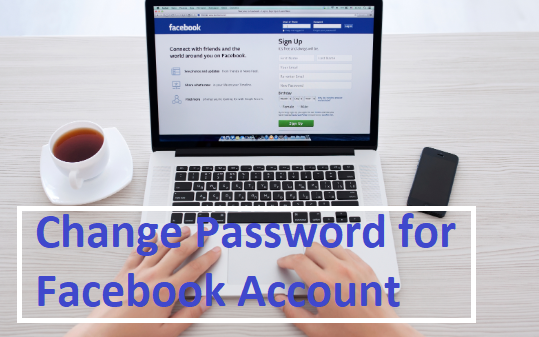 Change Password for Facebook Account