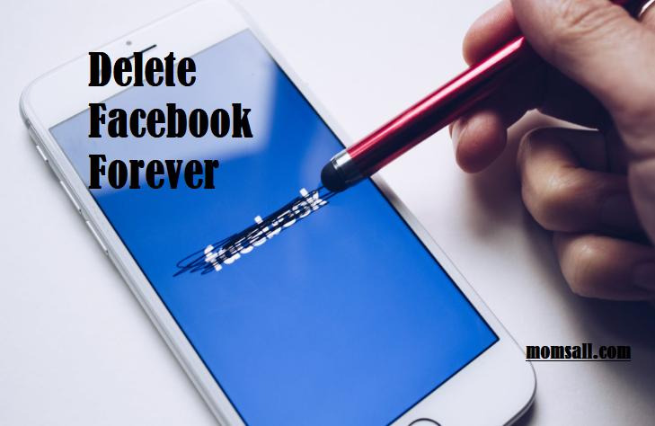 Delete Facebook Forever