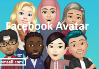 Facebook Bitmoji-Like Avatar