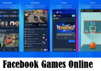 Facebook Games Online
