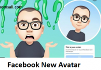 Facebook New Avatar – Facebook New Avatar Feature 2020 | Facebook Avatar USA, UK, New Zealand