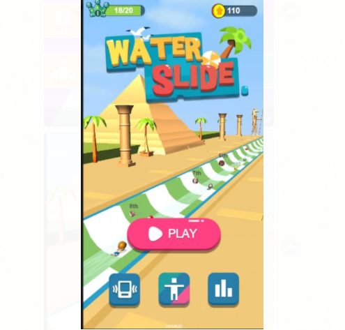 Play Facebook Messenger Water Slide Game Online – Facebook Messenger Water Slide Game Play Tips