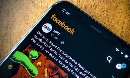 Facebook Dark Mode 2020 (Android & iOS)