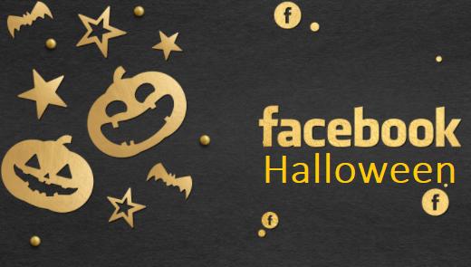 Facebook Halloween Graphics