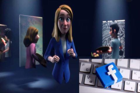Facebook Avatar Animation 2020
