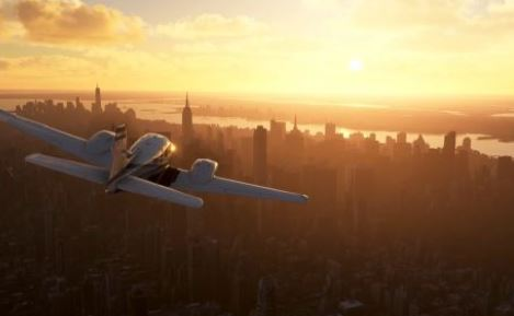 Flight Simulator Update Includes Higher US Landmarks