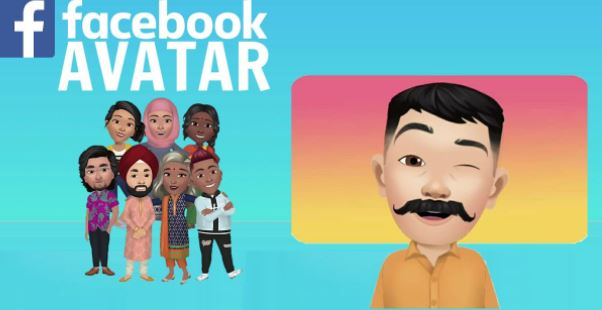 Create Your Facebook Avatar In 2 Minutes