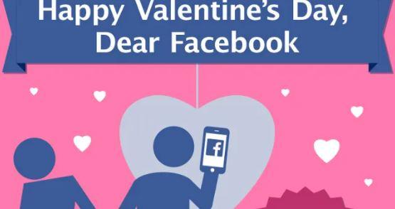 Facebook Happy Valentine