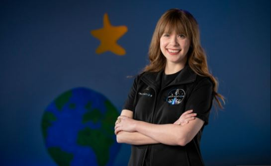A 29-Year-Old American Will Be Part Of SpaceX's First Private Flight
